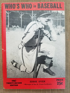 1947 Who's Who in Baseball