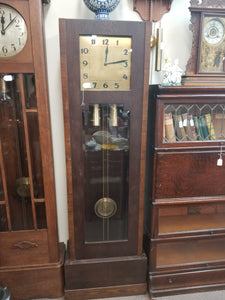 1920's TO 1930's KIENINGER GRANDFATHER CLOCK