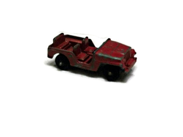 Tootsietoy Military Jeep