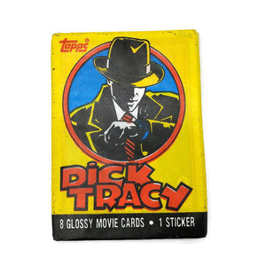 1990 Walt Disney's Dick Tracy Collector Card Pack