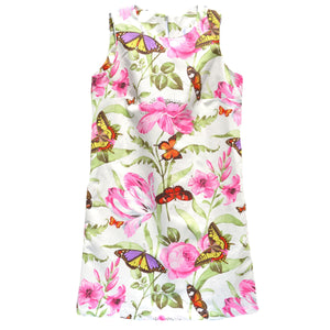 Garden Party Catalina Shift Dress Collection (Pick your print)
