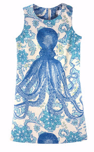 Jules Verne Octopus, Catalina Dress