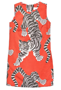 Tiger Lilly Red, Catalina Dress