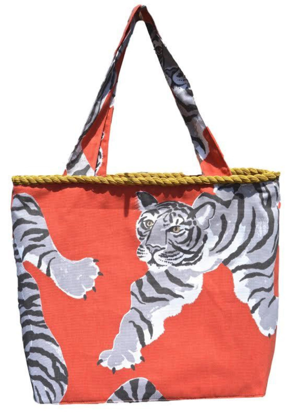 Tiger Lilly Red, Rope Bag