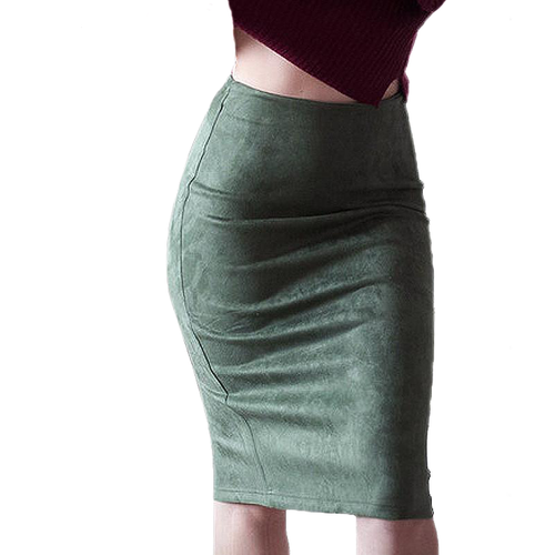 Casual Sexy High Waist Bodycon pencil skirt