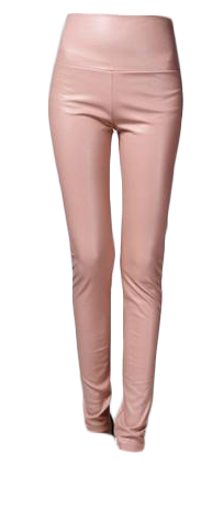 Lenore faux leather leggings