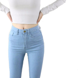 Heidi high waisted skinny jeans