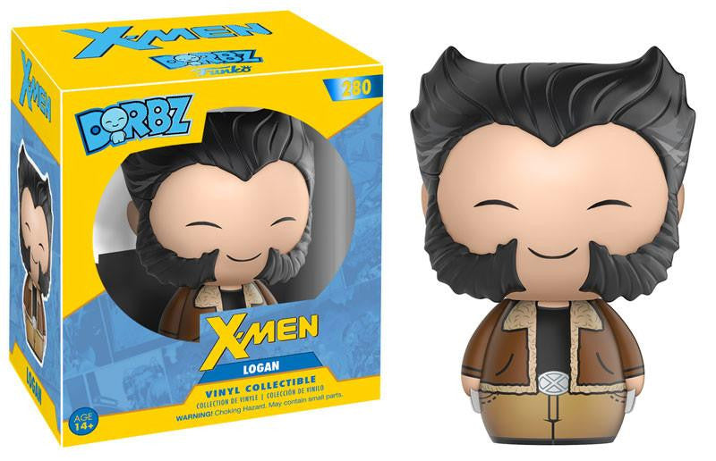 Funko Logan with Jacket Dorbz Exclusive