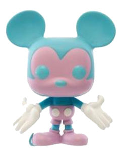 Funko Mickey Mouse Blue & Purple Funko Shop Exclusive POP! Vinyl