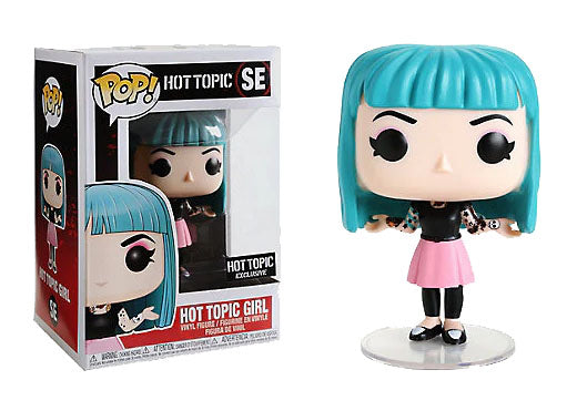 Funko Hot Topic Girl Exclusive to Hot Topic