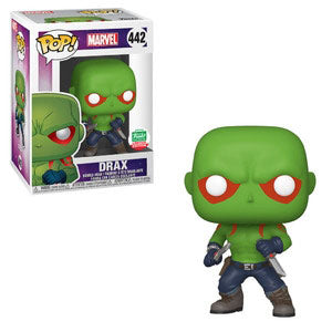 Funko Drax Holiday 2019 POP! Vinyl