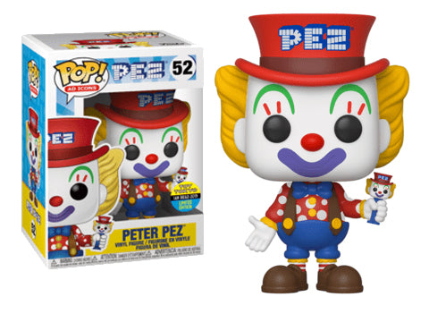 Funko Peter PEZ Summer Convention Toy Tokyo Exclusive POP! Vinyl