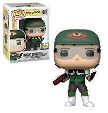 Funko Dwight as Recyclops The Office Walmart POP! 2020 Summer Convention