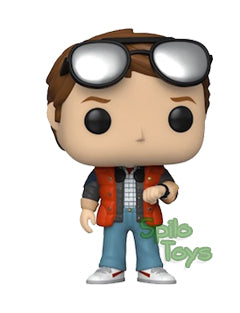 Funko Marty Mcfly Back to the Future POP! 2020 Summer Convention
