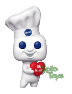Funko Pillsbury Doughboy W/ Heart POP! Vinyl