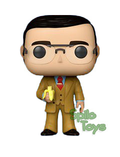 Funko Anchorman Brick Tamland POP! Funko Shop Exclusive 2020 Summer Convention
