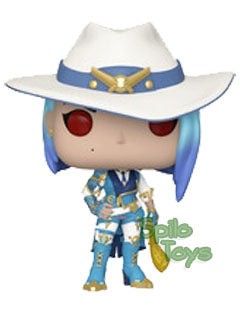 Funko Ashe Overwatch 2019 Holiday Funko Shop Exclusive POP!