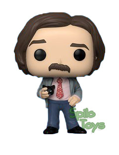Funko Anchorman Brian Fantana (Scented) POP! Funko Shop Exclusive 2020 Summer Convention