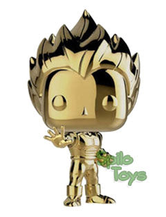 Funko Vegeta Gold Chrome Toy Tokyo Summer Convention 2019 POP! Vinyl