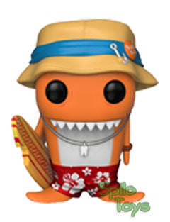 Funko Fin du Chomp Funko Shop Exclusive POP! Vinyl