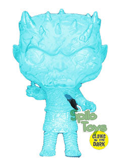 Funko Night King W/ Dagger Game of Thrones HBO Exclusive GITD POP! Vinyl