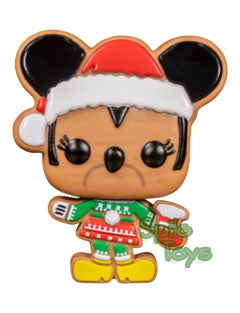 Funko Gingerbread Minnie Mouse POP! Funko Shop Exclusive
