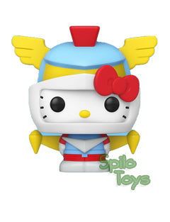Funko Hello Kitty Robot POP! 2020 Summer Convention
