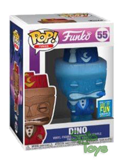 Funko Dino Funko's Box of Fun Exclusive POP! Vinyl