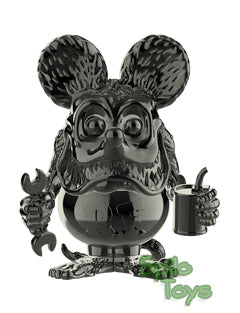 Funko Ratfink Black Chrome Toy Tokyo San Diego 2019 Exclusive POP! Vinyl