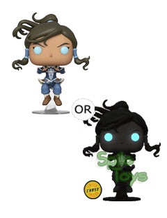 Funko The Legend of Korra Korra W/ Chase Possibility POP! Vinyl Hot Topic Exclusive