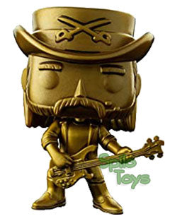 Funko Lemmy Kilmister Gold Hot Topic POP!