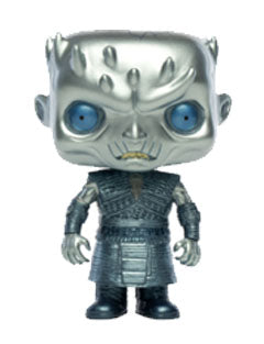 Funko Night King Metallic AT&T Exclusive POP! Vinyl