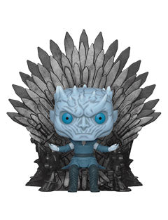 Funko Night King on Throne HBO Exclusive POP! Vinyl