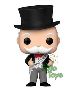 Funko Mr. Monopoly Beauty Contest POP! Vinyl Funko Shop Excl