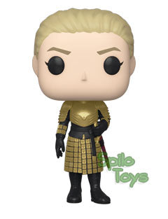 Funko Ser Brienne of Tarth Game of Throne Boxlunch Exclusive POP! Vinyl