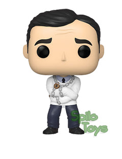 Funko Michael Scott Straight Jacket The Office POP! Vinyl