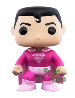 Funko Superman Breast Cancer Awareness POP! Pre-order