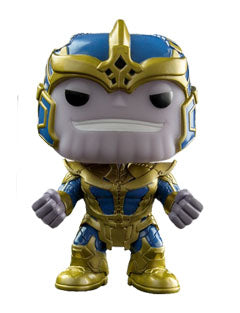 "Funko Thanos 6"" Glow in the Dark EE Exclusive POP! Vinyl"