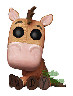 Funko Bullseye Toy Story Funko Shop Exclusive POP! Vinyl