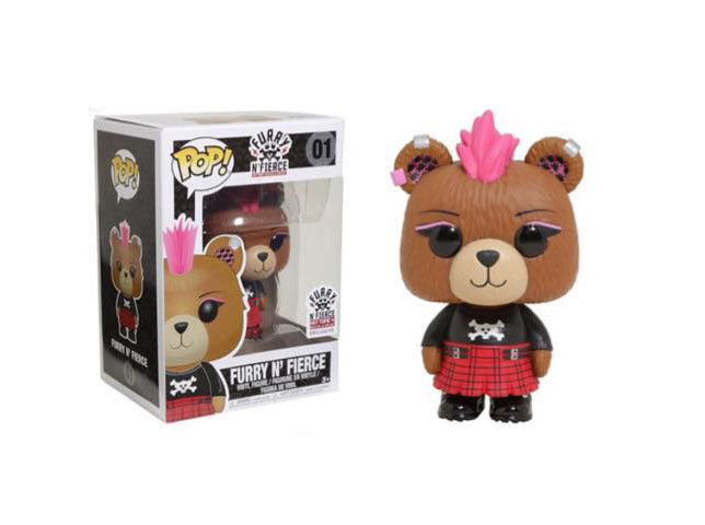 Funko Furry N' Fierce Hot Topic Exclusive W/ Chase Possibility