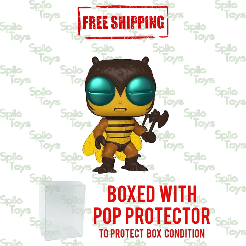 Funko Buzz Off Masters of the Universe 2019 Spring Con. POP! Vinyl