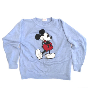 Vintage Mickey Mouse Graphic Sweatshirt