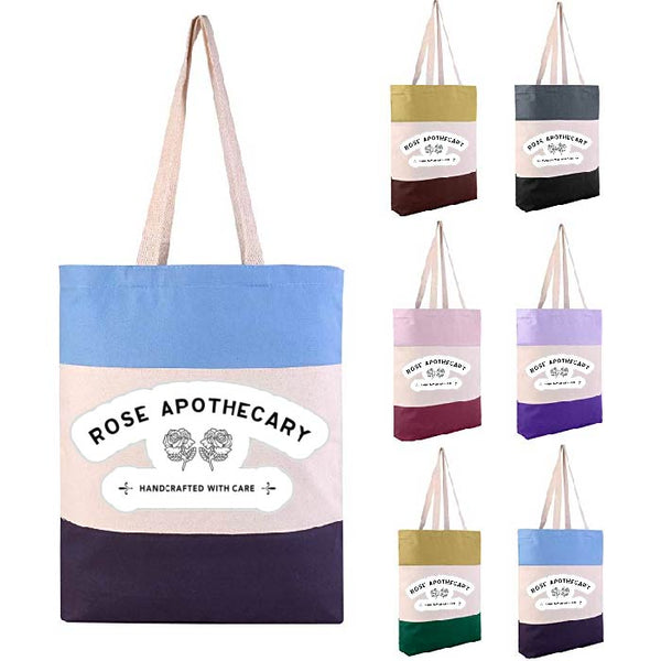 Rose Apothecary Shopping Bag - Shitt's Creek
