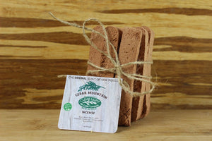 Wholesale 1 Pound of Large Brick Incense (approx 64 bricks)