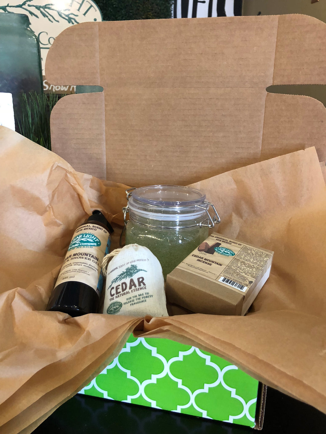 Monthly Cedar-ific Box from #NMTrue