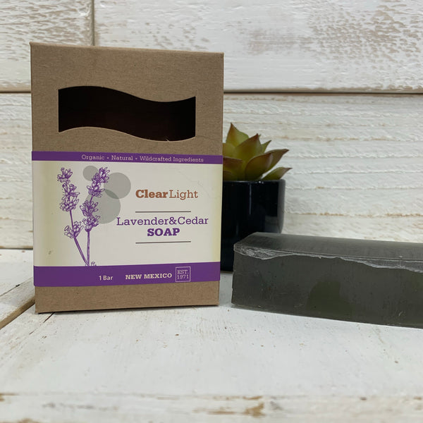 Lavender & Cedar Bar Soap