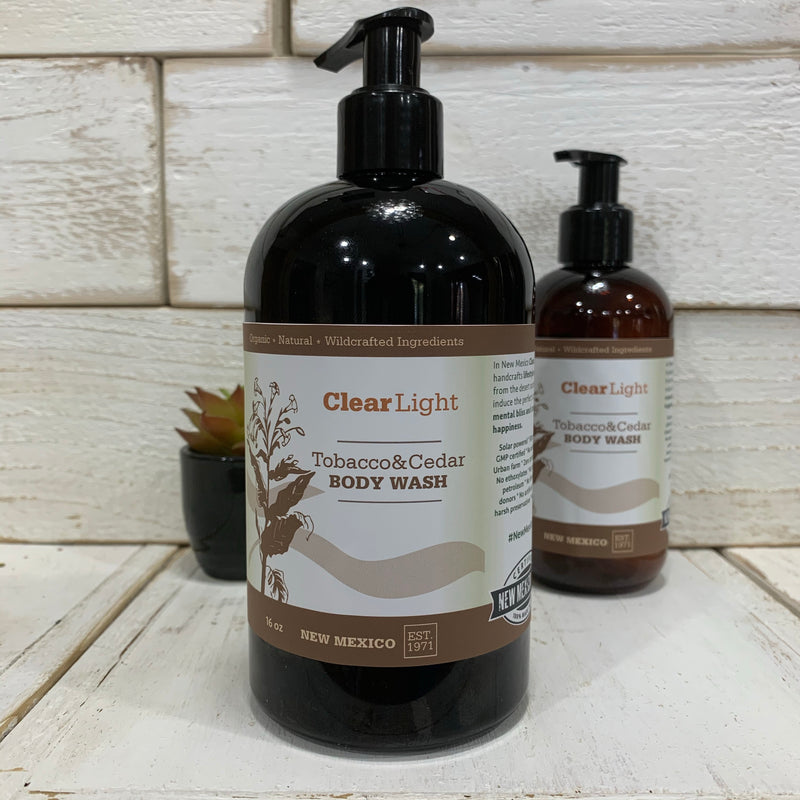 Tobacco & Cedar Body Wash