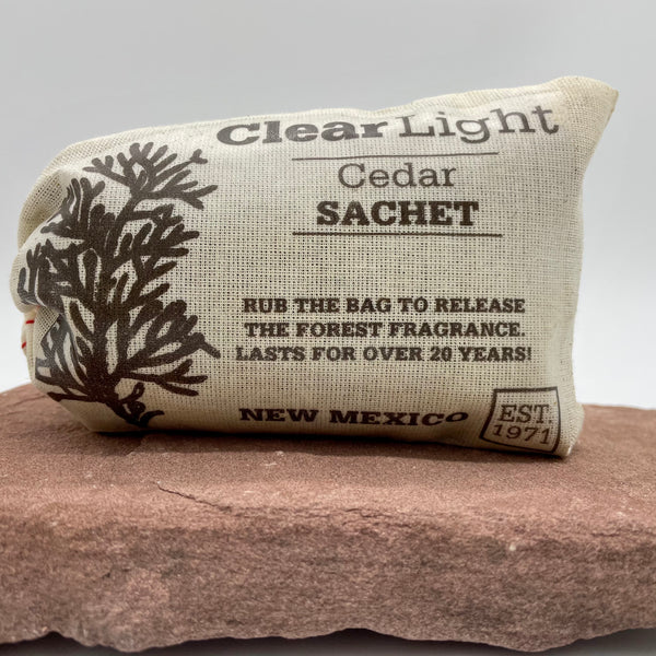 Sachet of New Mexico Cedar