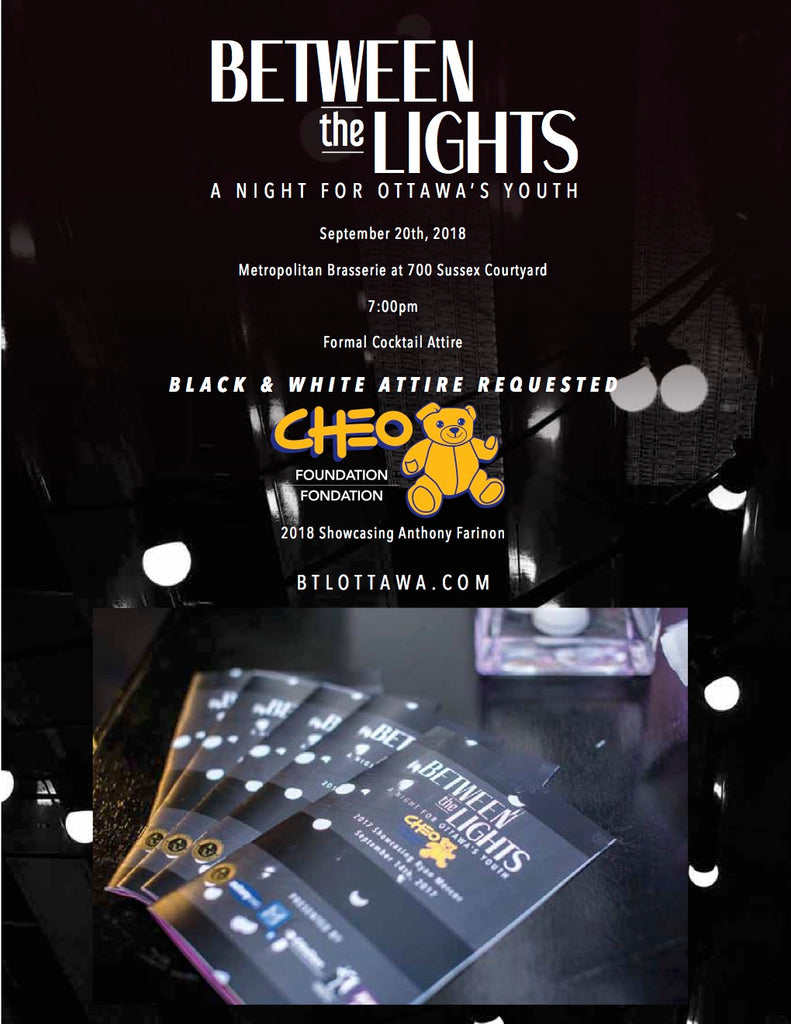 BETWEEN the LIGHTS 2018 Individual Ticket