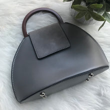 Krissi - Mini Satchel (Gray)